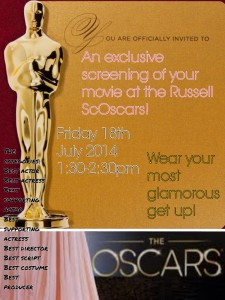 invitation ScOscars